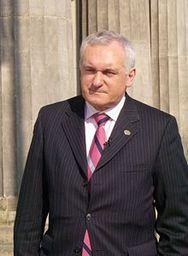 Bertie Ahern: фото со страницы http://en.wikipedia.org/wiki/Bertie_Ahern